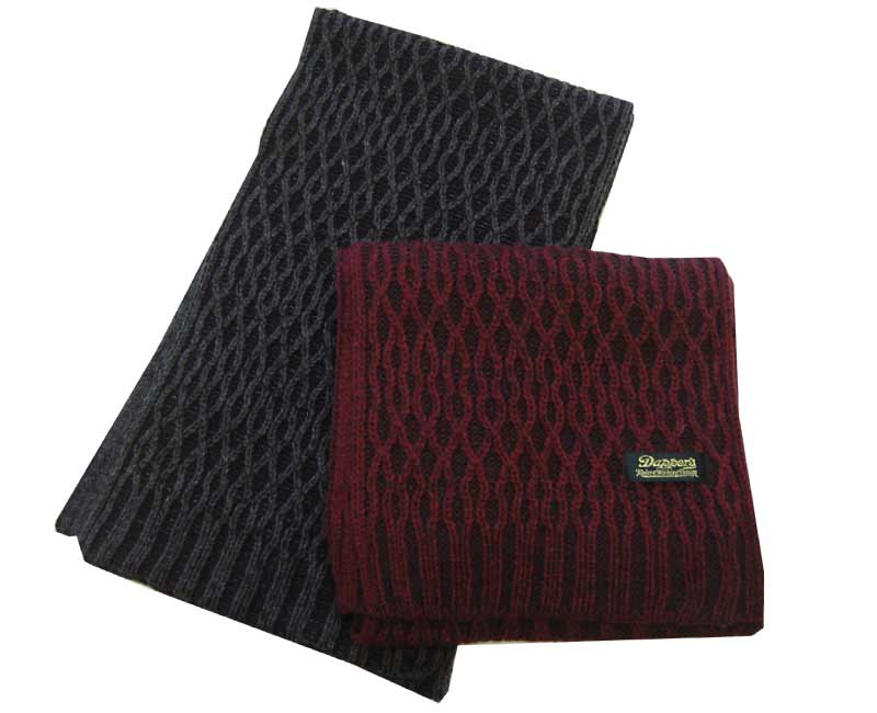 Dapper'sダッパーズCableKnitScarfbyV.FRAAS【smtb-k】【kb】