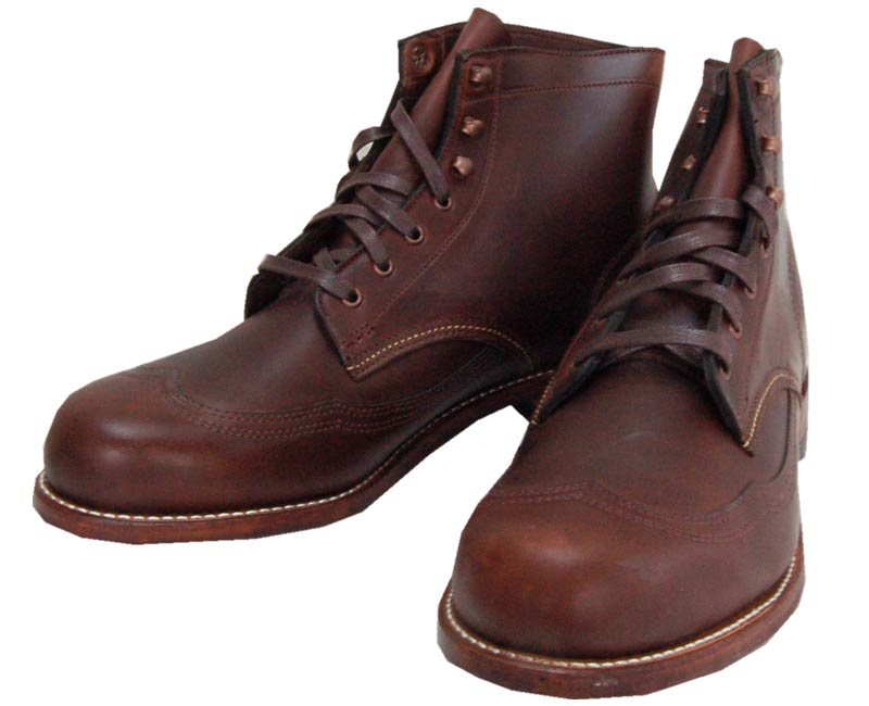 WOLVERINEウルヴァリン100MIKEWINGTIPBOOT(BROWN)【smtb-k】【kb】