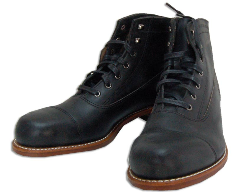 WOLVERINEウルヴァリンCAP-TOE100MIKEBOOT(BLACK)【smtb-k】【kb】