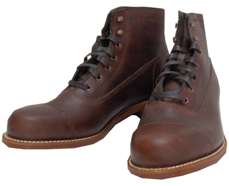 WOLVERINEウルヴァリンCAP-TOE100MIKEBOOT(BROWN)【smtb-k】【kb】